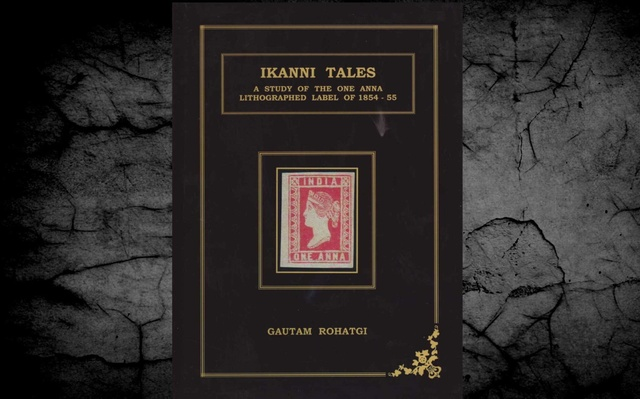 Ikanni Tales : A Study of the One Anna Lithographed Label 1854-55